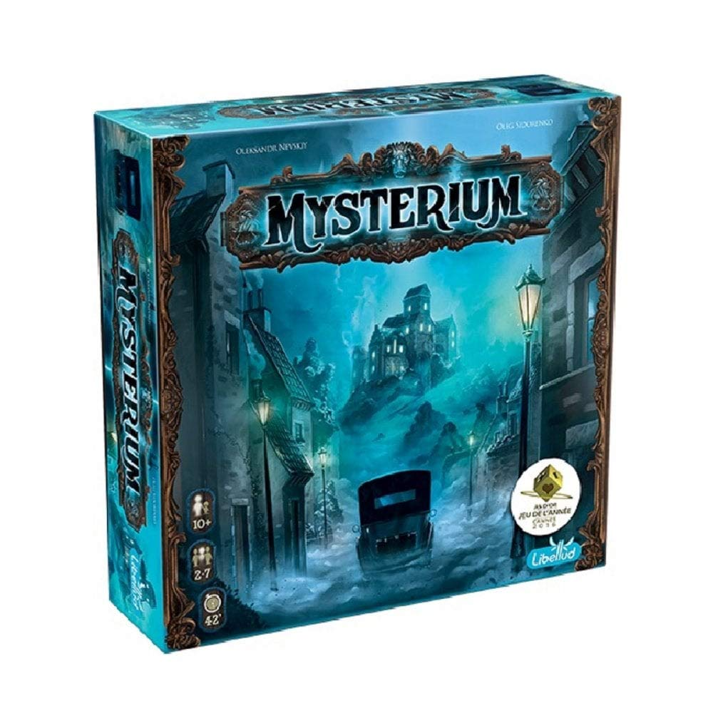 Asmodee Mysterium, Multi, Standard