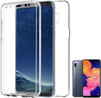 PLANETMOVIL Funda 360 Compatible con [ Samsung Galaxy A10] (6,2 ...