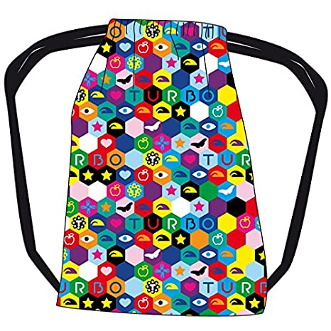 Turbo Hexa bolsa de malla