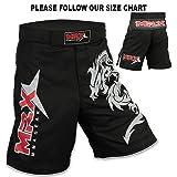 MRX Mens MMA Fight Shorts UFC Cage BJJ Fighting