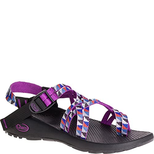 f0b4d140b313 Chaco Women s ZX 2 Classic Camper Purple Sandal  Buy Online at Low Prices  in India - Amazon.in