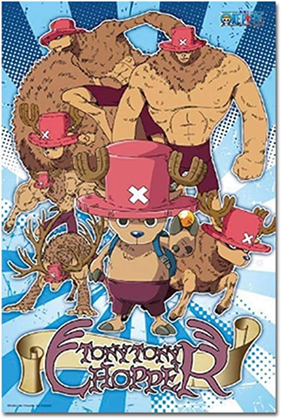 Amazon Com One Piece Chopper Point Forms 1000pcs Puzzle
