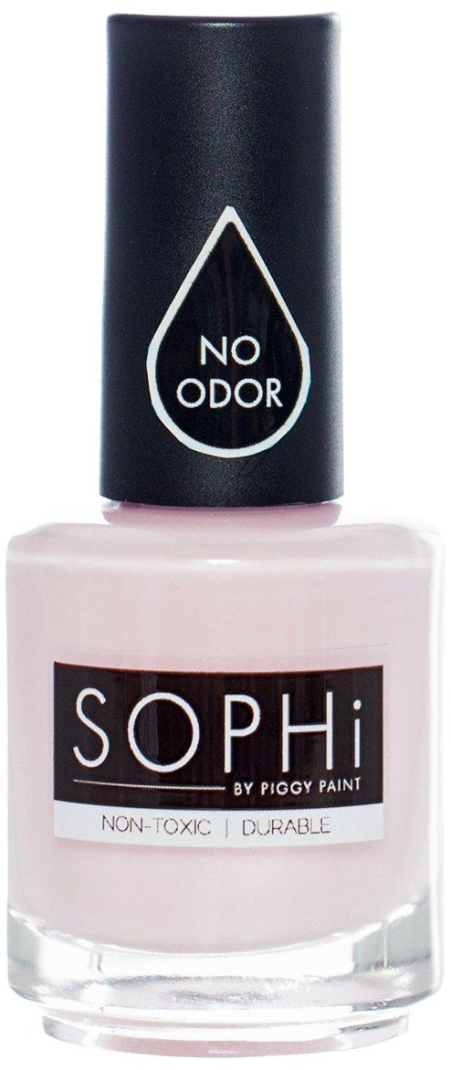 SOPHi Nail Polish, Morning Kisses, Non Toxic, Safe, Free of All Harsh Chemicals - 0.5 oz