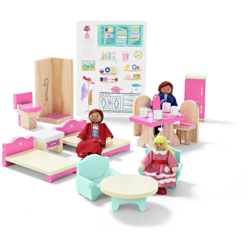 Amazon.com: Imaginarium Country Mansion Dollhouse: Toys & Games