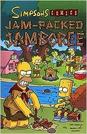 Simpsons Comics Jam-Packed Jamboree (Simpson Comic): Amazon ...