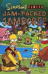 Simpsons Comics Jam-Packed Jamboree (Simpson Comic)