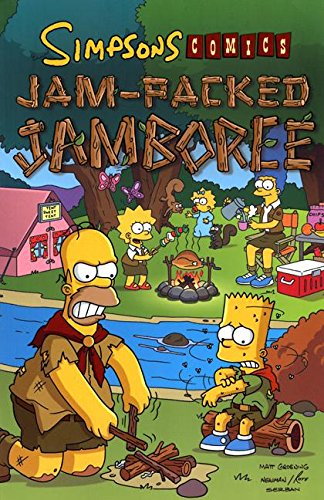 Simpsons Comics Jam-Packed Jamboree (Simpson (Comics Jam)