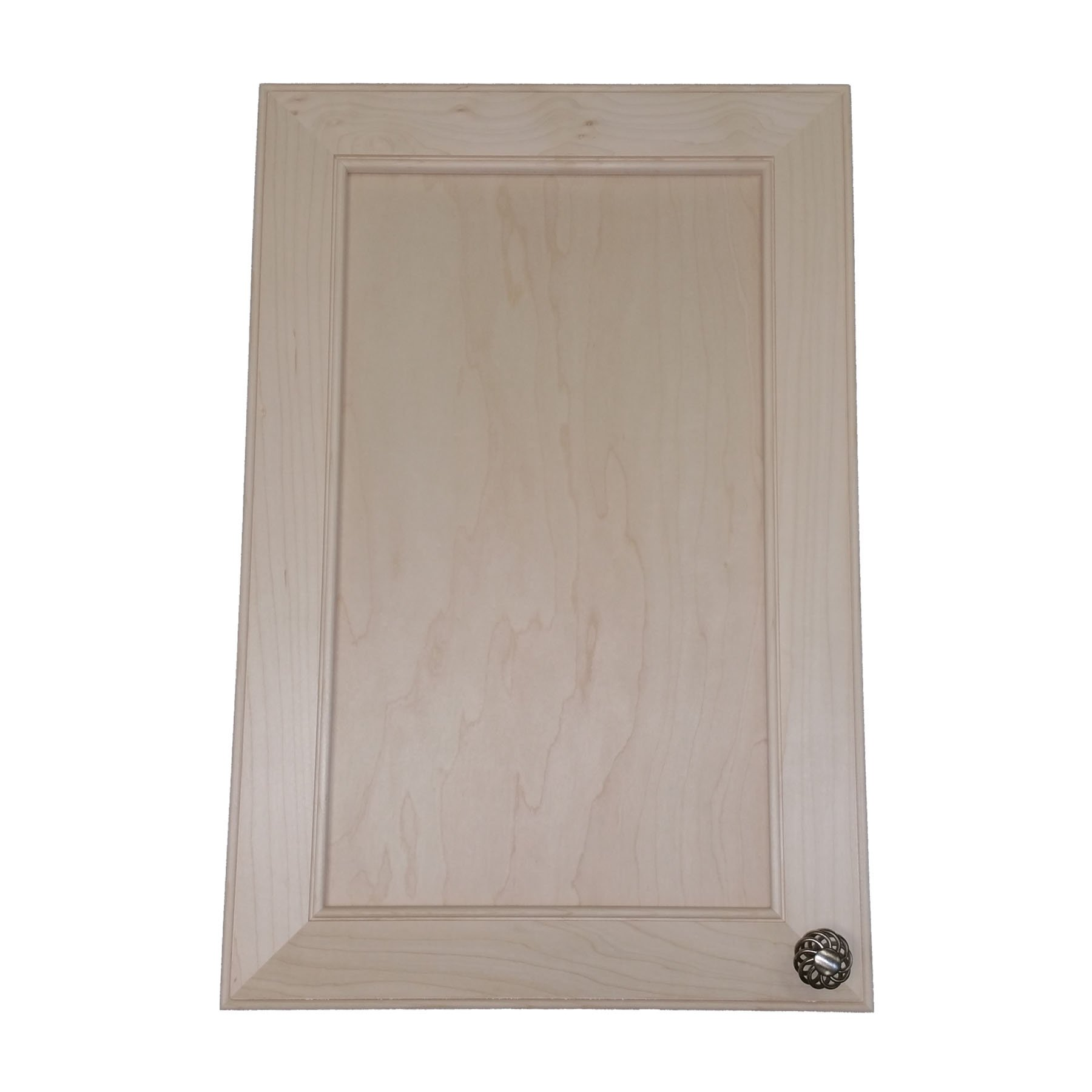 Wood Cabinets Direct MAX-BCK-222 Maxwell Recessed in the Wall Frameless Medicine Cabinet, 22''