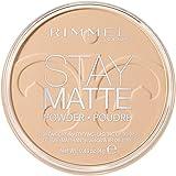 Rimmel Stay Matte Pressed Powder Silky Beige Creamy Natural