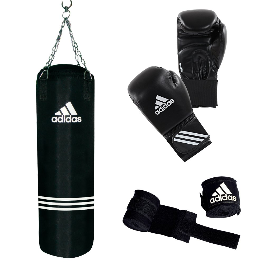 Adidas Performance Boxing Set bei amazon kaufen