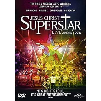 Jesus Christ Superstar - Live Arena Tour [DVD] [2012]