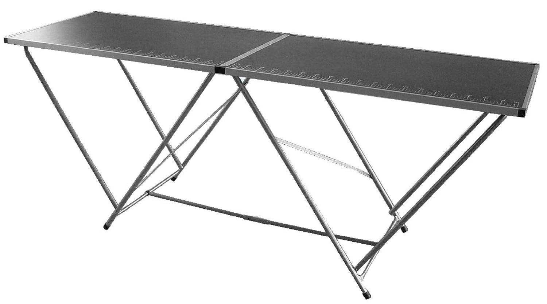 Tec Hit 501020 table /à tapisser 200 x 60 cm profile alu