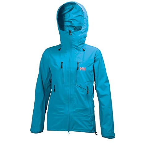 Blu Donna Vertical Giacca Aqua Helly winter Hansen W Odin L wq7aT1