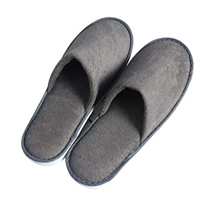 d9163cc470d7 ZPF Disposable Slippers 20 Pairs of Male Slippers Disposable Non-Slip  Thickening Women s Home Hospitality