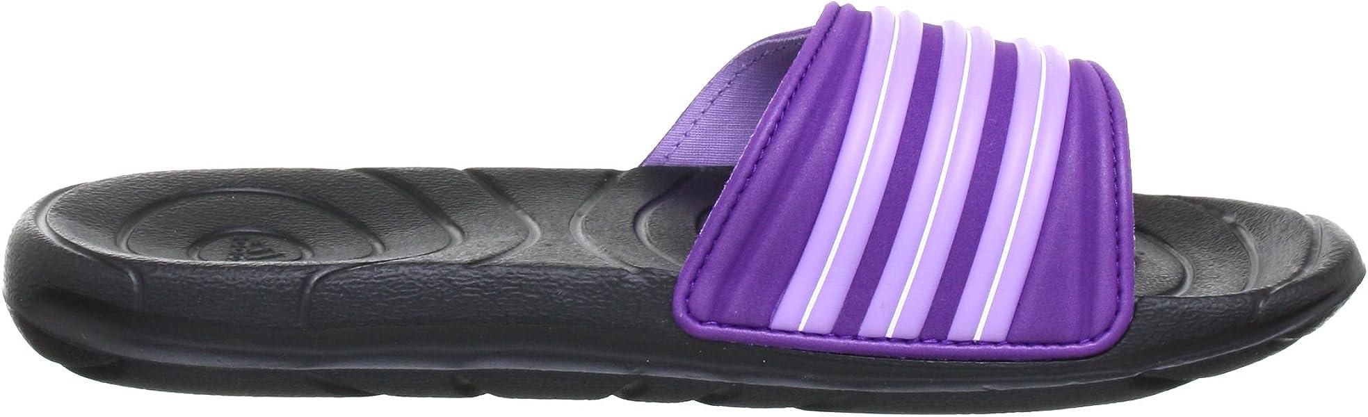 buy popular a509d a3a5b ... Sandalias de Material sintético Mujer. adidas Performance Taedia Vario  W, Chanclas para Mujer, Mehrfarbig (Black 1   Power. Atrás. Pulsa ...