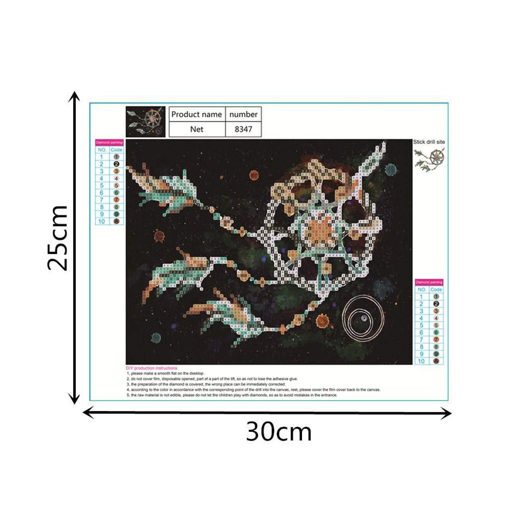 Pintura 5D Bricolaje Ideal del colector del Diamante del árbol del ...