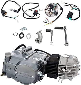 [XOTG_4463]  Amazon.com: TDPRO Lifan 125cc Engine Motor And Wire Harness Wiring Kit for  XR50 CRF50 XR CRF 50 70 ATC70 SDG SSR 110 ATC70 Z50 CT70 CL70 SL70 XL ST70  Dirt Pit Bike | Lifan 125cc Motor Wire Harness |  | Amazon.com