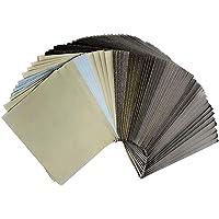 Schuurpapier 115 X140 MM 240-10000 grof schuurpapier \ metaal \ auto \ houtoppervlak handmatig schuren (42 vellen)
