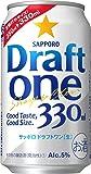 ビール 第3ビール サッポロ ドラフトワン 330ML 48本 サッポロビール