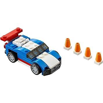 De Le Jeu Bolide Bleu 31027 Lego Creator Construction KuFclJT13