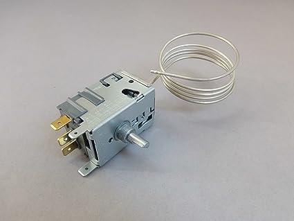 Kühlschrank Thermostat : Genuine kühlschrank thermostat temperaturregler 077b 6100 850mm