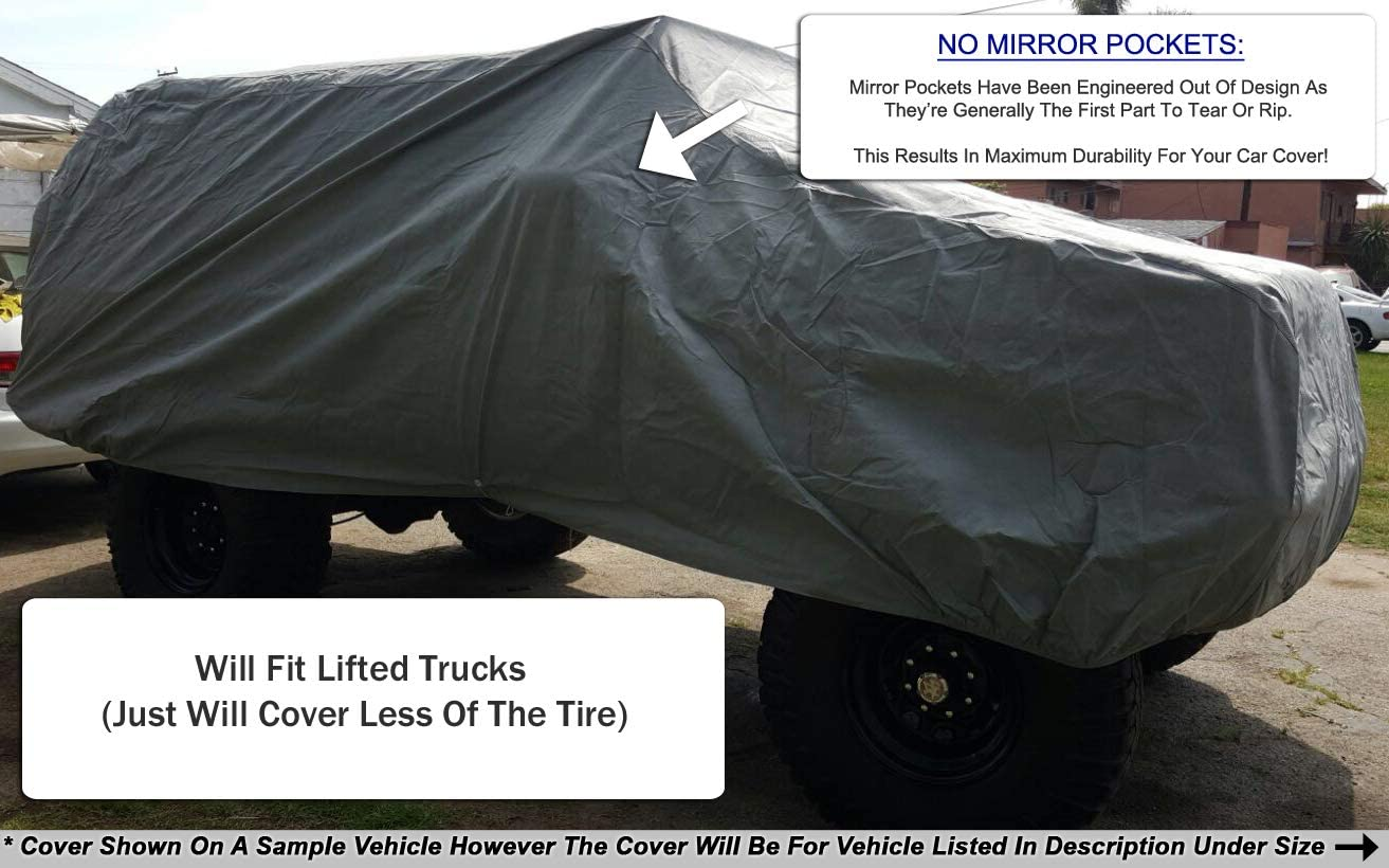 2014 BMW X1 Breathable Car Cover w// Mirror Pocket