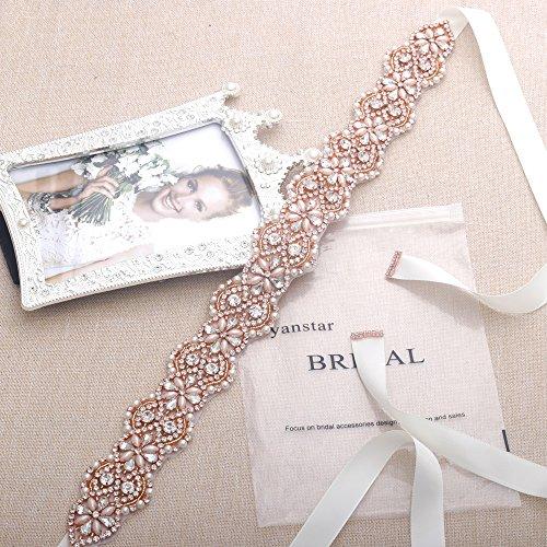 The 8 best bridal belts gold