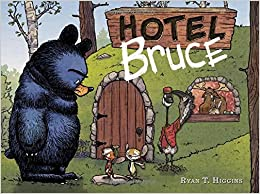 Book Hotel Bruce By Ryan T Higgins