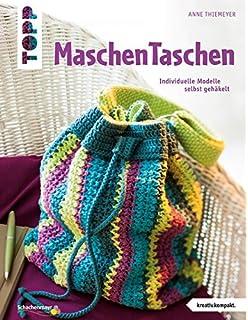 Taschen Häkeln Verfilzen Amazonde Veronika Hug Bücher