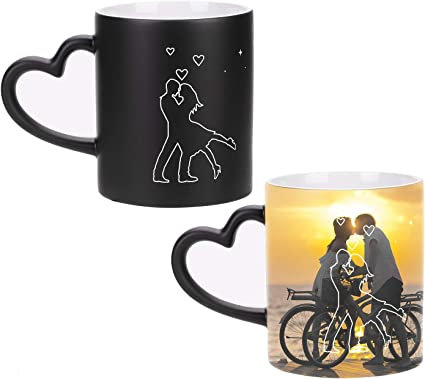 Bicycle café thé mug//Cadeau Anniversaire Nouveauté