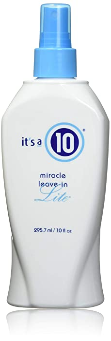 It's a 10 Haircare Miracle Leave-In Lite, 10 fl. oz.