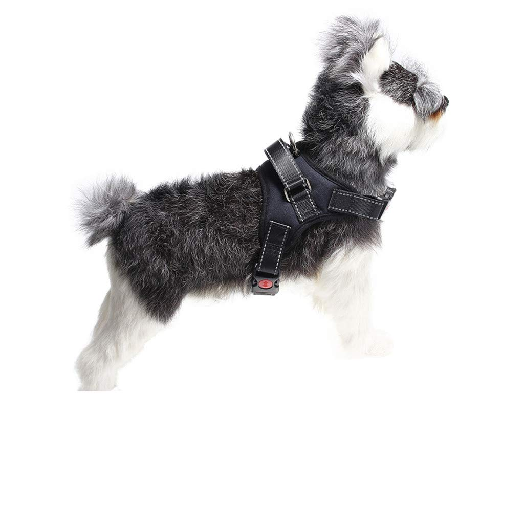zarupeng✦‿✦ Pet Puppy Dog Chest Correa Color sólido ...