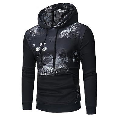 Jack Wolfskin Fleece Sweatshirt Herren Hoodie Kapuzenshirt Gr. L Schwarz | eBay