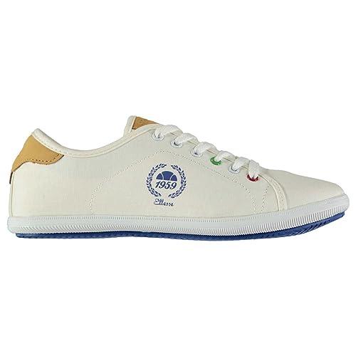 Ellesse Hombre Biaggio Zapatillas Blanco EU 45 (UK 11)