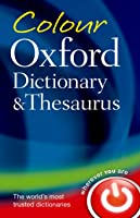 Colour Oxford Dictionary &