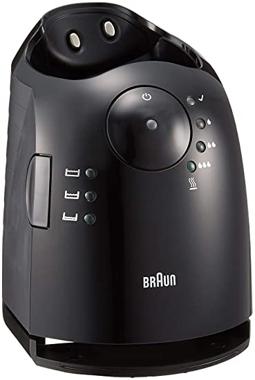 Amazon.com: Braun solo botón Series 7 afeitadora limpia y ...