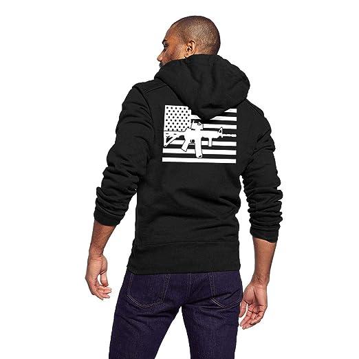 GAGA Mens Pullover Sweatshirt Hooed Fleece Hoodies Sweatshirt Warm Thick Coats