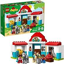 [Patrocinado] LEGO Duplo Town Granja Pony estable 10868Building Kit (59pieza)