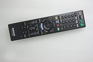 Replacement Remote Control for Sony BDV-HZ970W HCD-IT1000 BDV-IS1000C Home Theater System