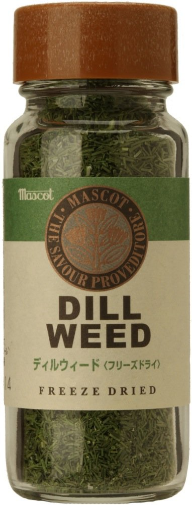 Mascot Dill Weed FD 4g