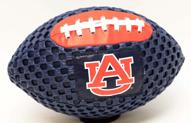 Auburn Tigers Fun Gripper 8.5 Football NCAA By: Saturnian I