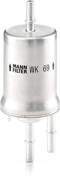 Original Mann Filter Kraftstofffilter Wk 69 Für Pkw Auto