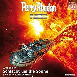 Schlacht um die Sonne (Perry Rhodan NEO 137) Hörbuch