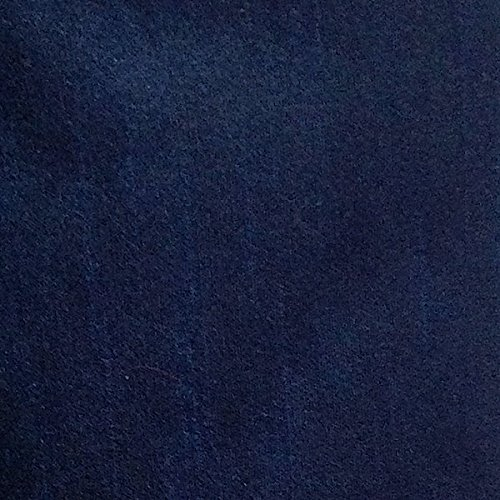 Faux Silk Poly Dupioni Shantung Fabric 100% Polyester for Apparel Home Decor Dupion By the Yard (Navy Blue) (Silk Dupion Fabric)