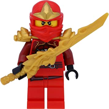 LEGO Ninjago – Kai ZX – Armor and Dragon Sword