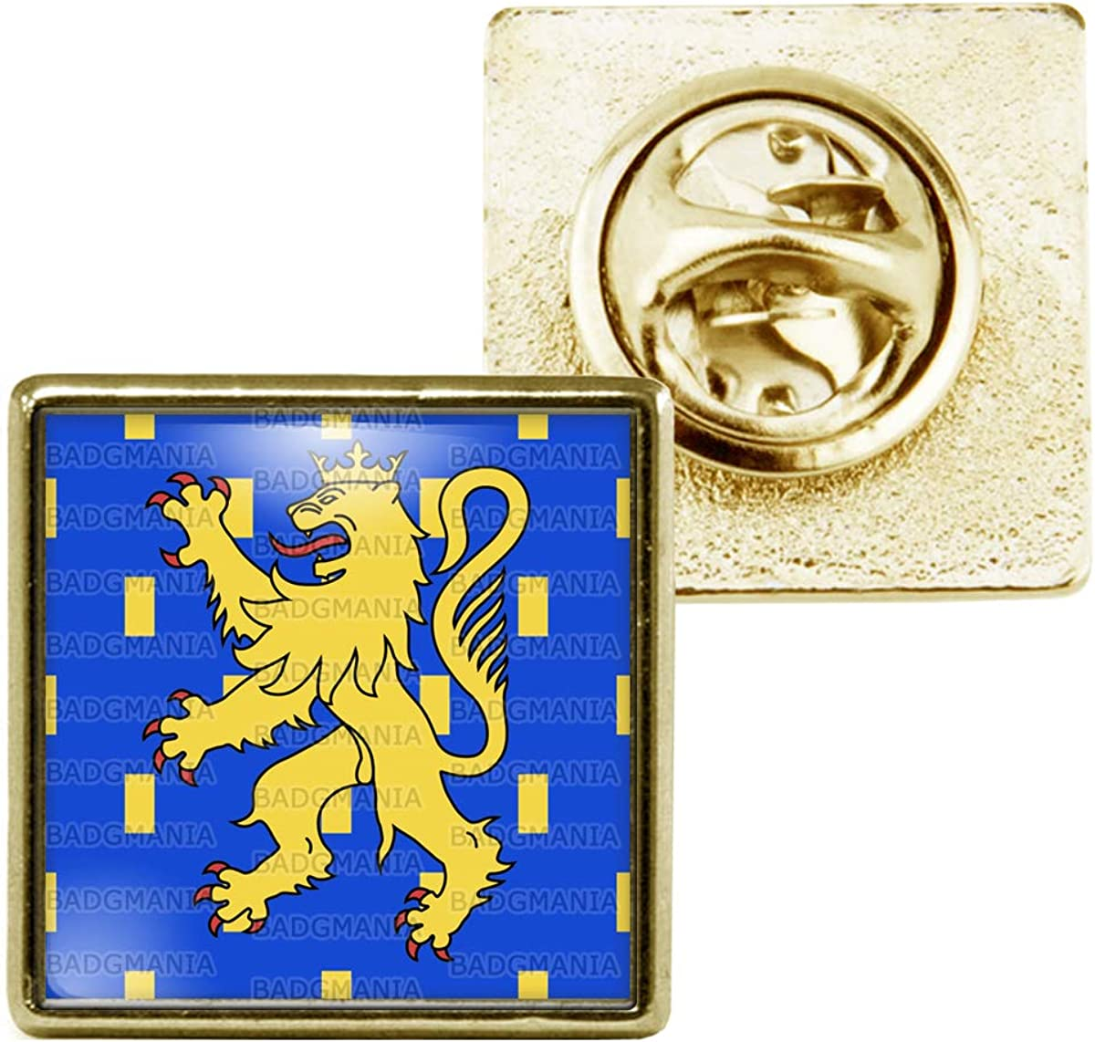 Collections Autres Pin's Pins Badge Blason Franche Comté