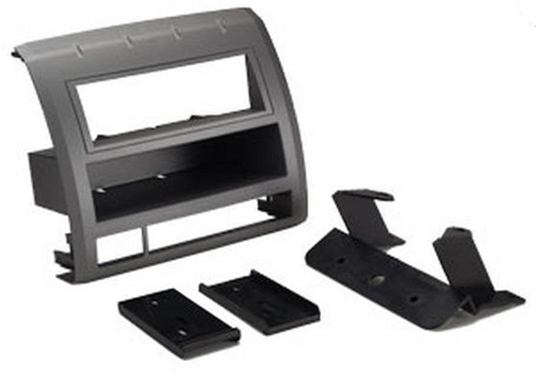 Scosche TA2052B Single DIN Installation Dash Kit for 2005-2008 Toyota Tacoma
