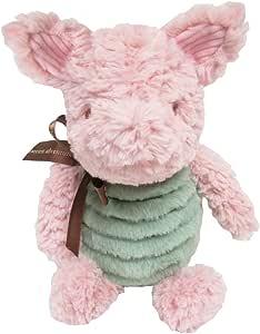 "Disney Baby Classic Piglet Stuffed Animal, 11.75"""