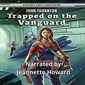Trapped on the Vanguard Audiobook