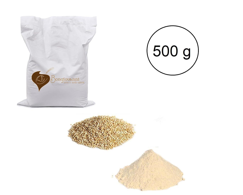 Farina di Quinoa 500 g BIO: Amazon.es: Alimentación y bebidas